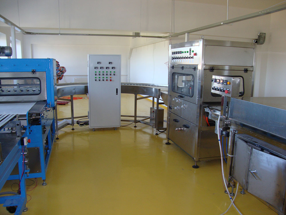 Loynds • Worldwide Suppliers of Candy & Chocolate Machinery