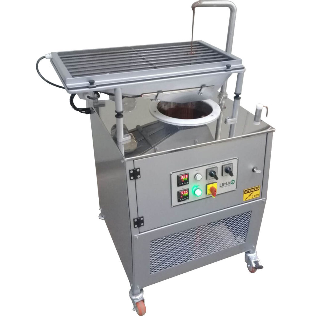 Chocolate Tempering Machines Loynds