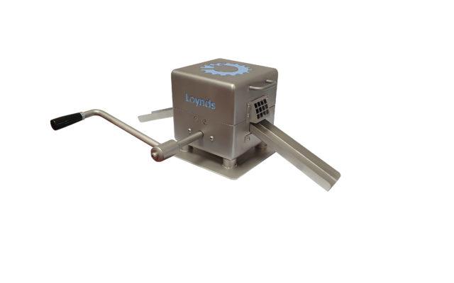 Humbug Machine wide angle