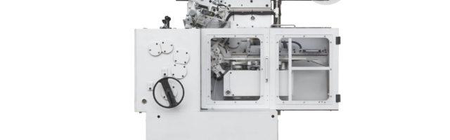 cut and fold machine