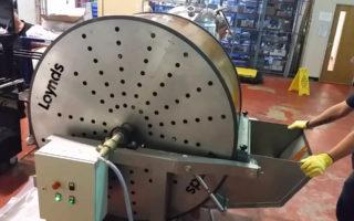 Loynds Cooling Drum