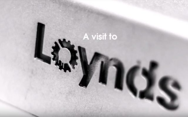 Take a look around the Loynds factory