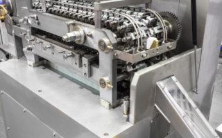 chain die forming machine